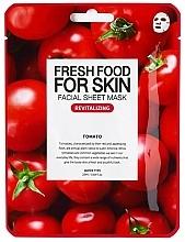 "Profumi e cosmetici Maschera viso ""Pomodoro"", in tessuto - Superfood For Skin Facial Sheet Mask Tomato Revitalizing"