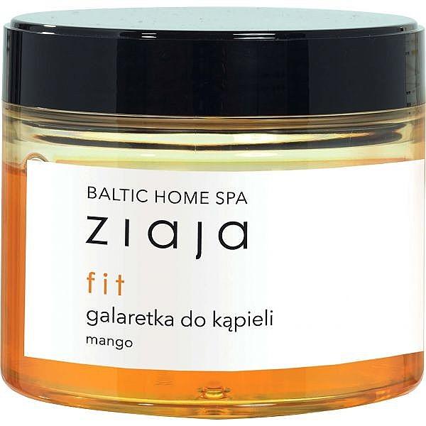 "Gelatina corpo ""Mango"" - Ziaja Baltic Home SPA Bath Jelly Mango"