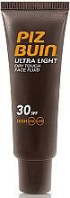 Profumi e cosmetici Fluido per il viso - Piz Buin Ultra Light Dry Touch SPF30