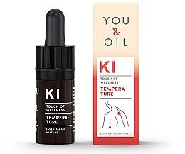 Profumi e cosmetici Miscela di oli essenziali - You & Oil KI-Temperature Touch Of Welness Essential Oil