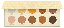 Profumi e cosmetici Palette ombretti - Zoeva Blanc Fusion Eyeshadow Palette