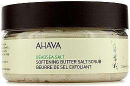 Profumi e cosmetici Burro-scrub corpo al sale del Mar Morto - Ahava Softening Butter Salt Scrub