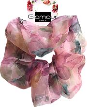 Profumi e cosmetici Elastico per capelli, 417615, rosa - Glamour