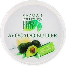"""Profumi e cosmetici Burro corpo """"Avocado"""" - Sezmar Collection"""