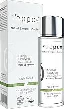 Profumi e cosmetici Struccante micellare - Yappco Micellar Clarifying Make-Up Face, Eyes, Lips Remover