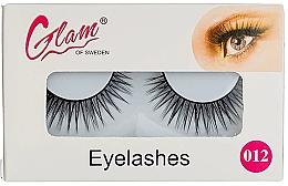 Profumi e cosmetici Ciglia finte, N. 012 - Glam Of Sweden Eyelashes