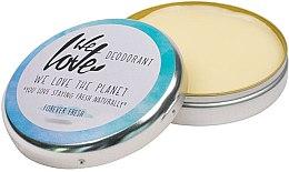 """Profumi e cosmetici Deodorante naturale alla crema """"Forever Fresh"""" - We Love The Planet Deodorant Forever Fresh"""