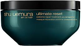 Profumi e cosmetici Maschera riparatrice - Shu Uemura Art of Hair Ultimate Reset Mask